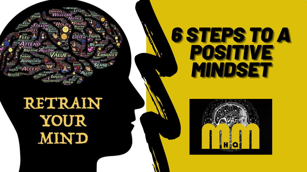 How do I change my mindset to be happy