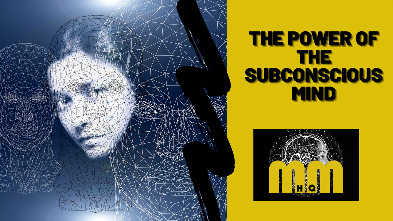 How do you Unlock the Power of Your Subconscious Mind
