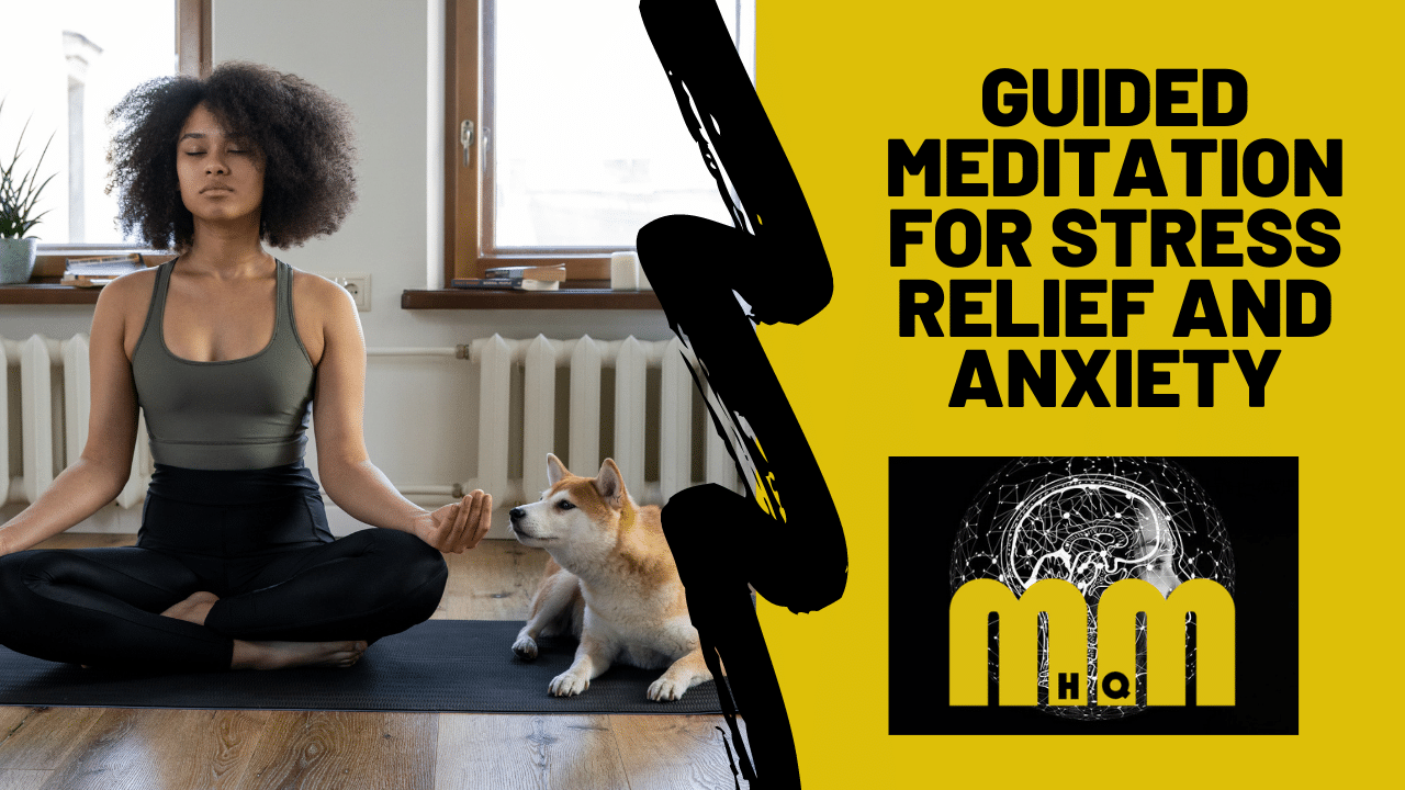 How Does Meditation Help with Mental Health
