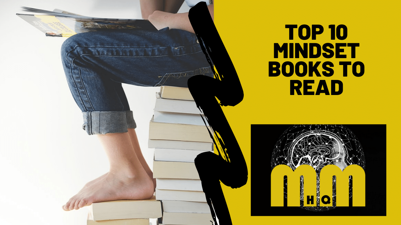 Top 10 Mindset Books to Read